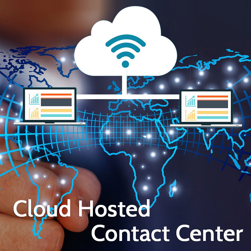 Cloud Hosted Contact Center